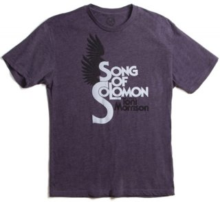 Toni Morrison / Song of Solomon Tee (Purple)