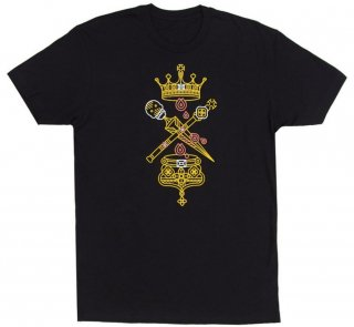 William Shakespeare / Macbeth Tee (Black)