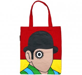 Anthony Burgess / A Clockwork Orange Tote Bag<img class='new_mark_img2' src='https://img.shop-pro.jp/img/new/icons56.gif' style='border:none;display:inline;margin:0px;padding:0px;width:auto;' />