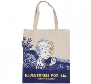 Robert McCloskey / Blueberries for Sal Tote Bag