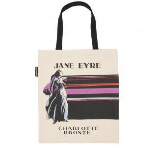 Charlotte Bront? / Jane Eyre Tote Bag