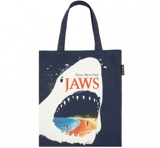 Peter Benchley / Jaws Tote Bag