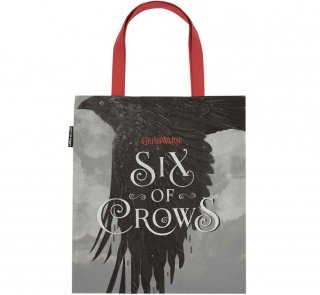 <img class='new_mark_img1' src='https://img.shop-pro.jp/img/new/icons14.gif' style='border:none;display:inline;margin:0px;padding:0px;width:auto;' />Leigh Bardugo / Six of Crows Tote Bag