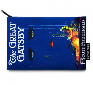 F. Scott Fitzgerald / The Great Gatsby Pouch