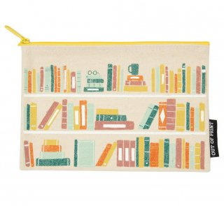 <img class='new_mark_img1' src='https://img.shop-pro.jp/img/new/icons14.gif' style='border:none;display:inline;margin:0px;padding:0px;width:auto;' />Bookshelf Pouch