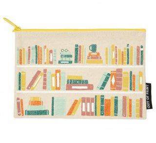 Bookshelf Pouch