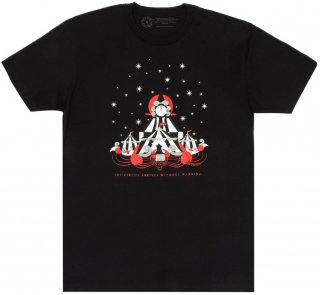 <img class='new_mark_img1' src='https://img.shop-pro.jp/img/new/icons14.gif' style='border:none;display:inline;margin:0px;padding:0px;width:auto;' />Erin Morgenstern / The Night Circus Tee (Black)