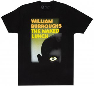 <img class='new_mark_img1' src='https://img.shop-pro.jp/img/new/icons14.gif' style='border:none;display:inline;margin:0px;padding:0px;width:auto;' />William S. Burroughs / The Naked Lunch Tee 2 (Black)