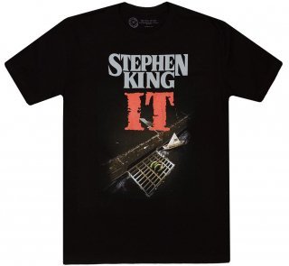 <img class='new_mark_img1' src='https://img.shop-pro.jp/img/new/icons14.gif' style='border:none;display:inline;margin:0px;padding:0px;width:auto;' />Stephen King / It Tee (Black)