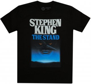 Stephen King / The Stand Tee (Black)
