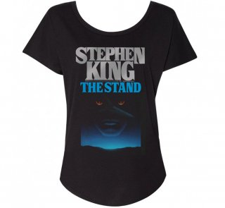 <img class='new_mark_img1' src='https://img.shop-pro.jp/img/new/icons14.gif' style='border:none;display:inline;margin:0px;padding:0px;width:auto;' />Stephen King / The Stand Womens Relaxed Fit Tee (Black)