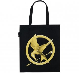 <img class='new_mark_img1' src='https://img.shop-pro.jp/img/new/icons14.gif' style='border:none;display:inline;margin:0px;padding:0px;width:auto;' />Suzanne Collins / The Hunger Games Tote Bag