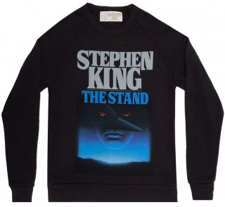 <img class='new_mark_img1' src='https://img.shop-pro.jp/img/new/icons14.gif' style='border:none;display:inline;margin:0px;padding:0px;width:auto;' />Stephen King / The Stand Sweatshirt (Black)