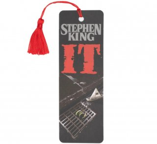 <img class='new_mark_img1' src='https://img.shop-pro.jp/img/new/icons14.gif' style='border:none;display:inline;margin:0px;padding:0px;width:auto;' />Stephen King / It Bookmark