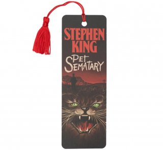 <img class='new_mark_img1' src='https://img.shop-pro.jp/img/new/icons14.gif' style='border:none;display:inline;margin:0px;padding:0px;width:auto;' />Stephen King / Pet Sematary Bookmark