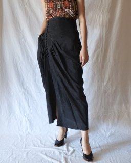 Mame :Wildflower Jacquard Skirt