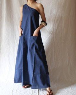 Cristaseya: Asymmetrical Trapeze Dress