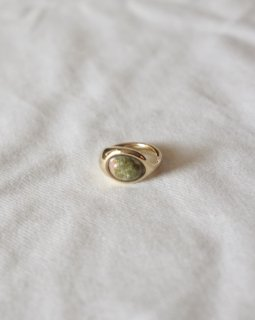 SASAI :Unakite Ring