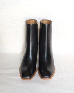 KATIM:CONTI ブーツ-BLACK