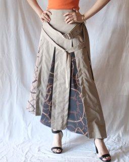 rokh:Scarf Skirt