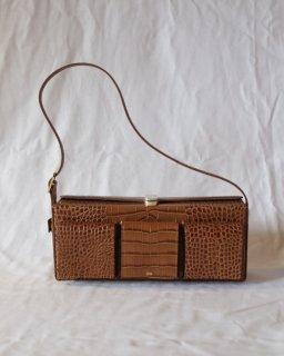 Hillier Bartley:Triple Pocket Bag