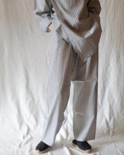 Cristaseya:Striped Pyjama Pants