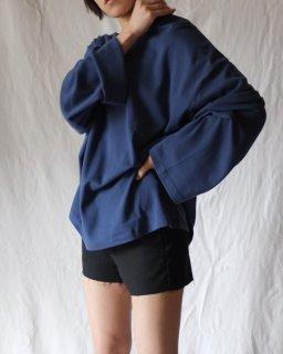 CAN PEP REY:Loose Long Sleeve T-Shirt