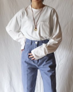 CAN PEP REY:Pocket Long Sleeve T-Shirt