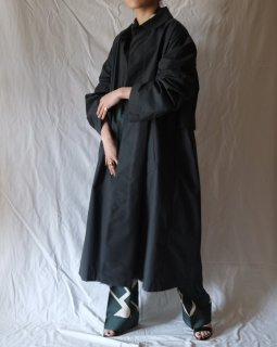 Cristaseya:Over Sized Japanese Dry Cotton Evening Trench