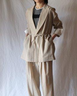 Mame:Linen Jacket
