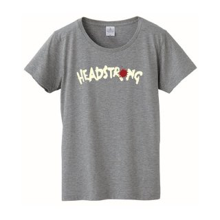 2018 HEADSTRONG FES.18 レディースTシャツ (クリーム)