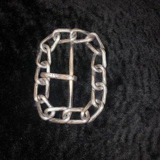 chain buckle【silver】