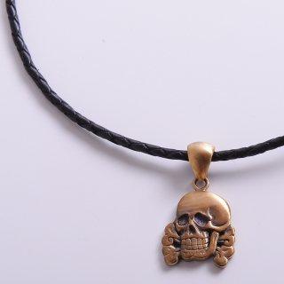 skull pendant top
