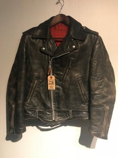 50'S Riders Leather Jacket