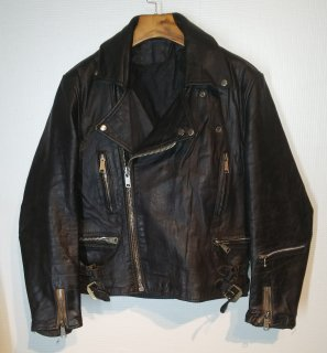 <img class='new_mark_img1' src='//img.shop-pro.jp/img/new/icons16.gif' style='border:none;display:inline;margin:0px;padding:0px;width:auto;' />Double leather riders jacket