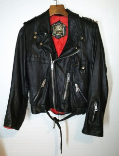 80's Petroff double riders jacket