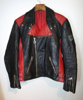 <img class='new_mark_img1' src='//img.shop-pro.jp/img/new/icons16.gif' style='border:none;display:inline;margin:0px;padding:0px;width:auto;' />70's HARRO Leather Jacket
