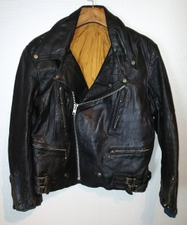 <img class='new_mark_img1' src='//img.shop-pro.jp/img/new/icons16.gif' style='border:none;display:inline;margin:0px;padding:0px;width:auto;' />70's KETT Riders Leather Jacket