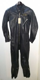 70's Lewis Leather Racing suit