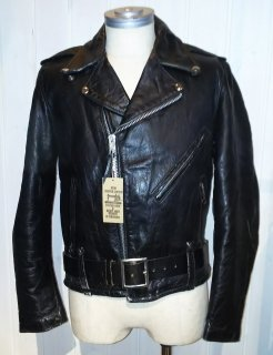 <img class='new_mark_img1' src='//img.shop-pro.jp/img/new/icons1.gif' style='border:none;display:inline;margin:0px;padding:0px;width:auto;' />60's Harley Davidson Riders Leather Jacket