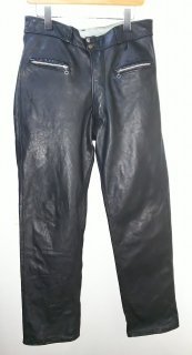 60's Leather pants