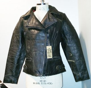 Wolf Leathers Riders Jacket