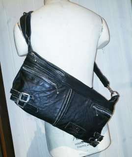 Leather Riders Remake Bag