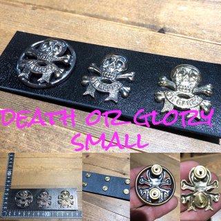 OR GLORY バッチ small(真鍮製)