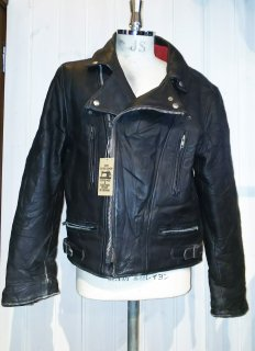 80's Leather Concessionaires Riders Leather Jacket