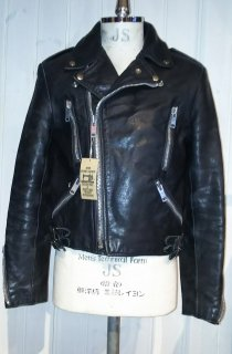 70〜80's Wolf Leathers Riders Jacket