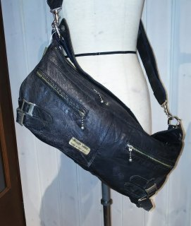 Leather Riders Remake Bag(detlev louis)