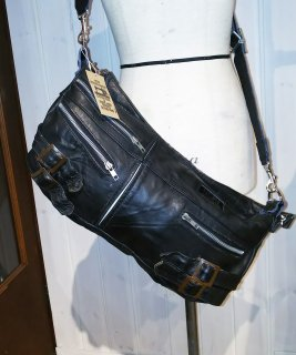 Leather Riders Remake Bag No.3