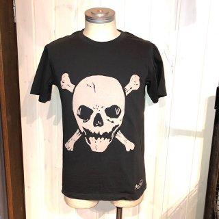 Johnny Skull Tシャツ(抜染)