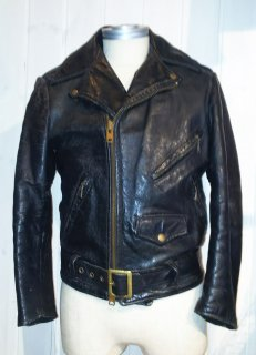 60's〜70's PASSAIC LEATHER double riders jacket